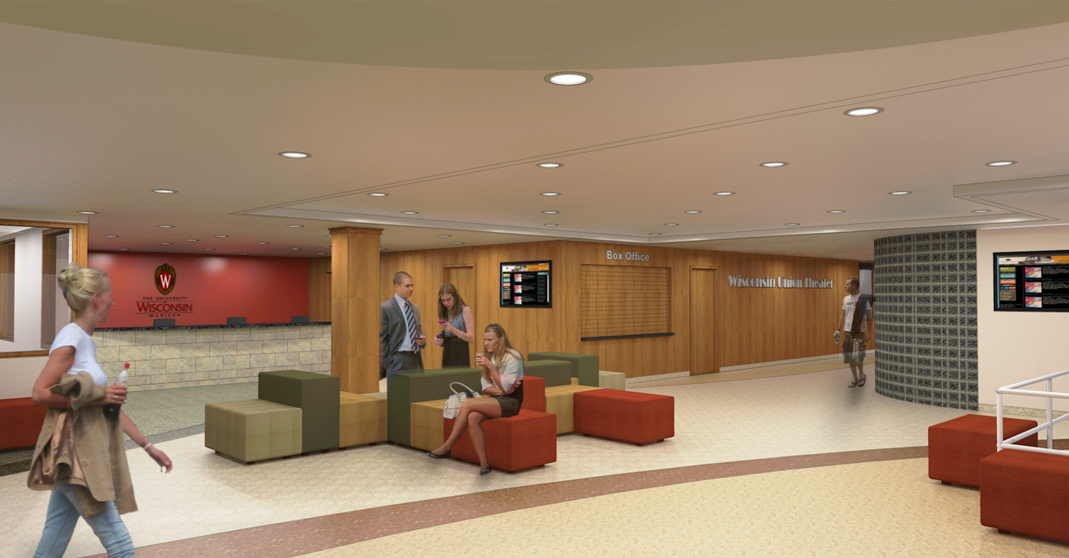 Clubhouse Meeting Room