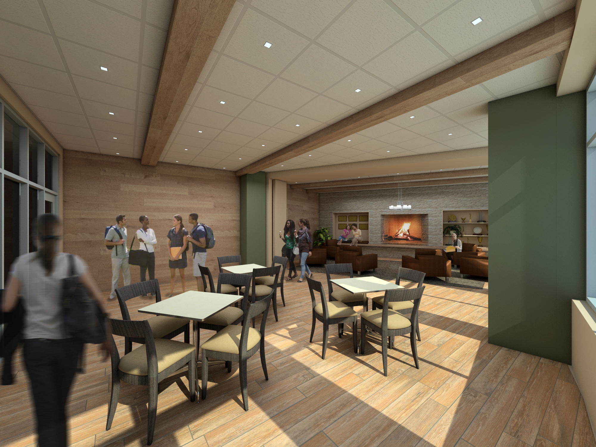 The Interior Designs Will Preserve Iconic Spaces Such As The Wisconsin  Union Theater And Provide Historic Continuity Throughout The Renovated  Portion Of The ...