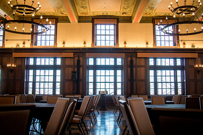 Memorial Union's upper floors set to reopen as renovation wraps up